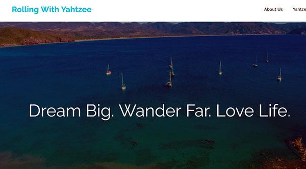 sailingyahtzee.com