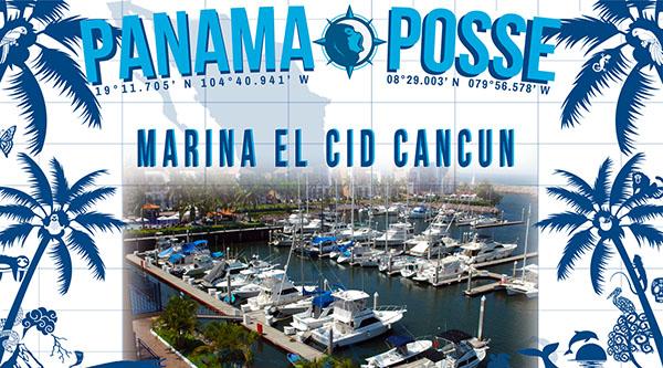 Marina el Cid, Cancun sponsors the Panama Posse