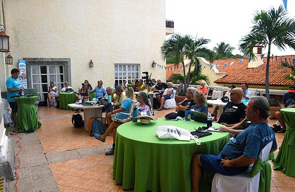 days of SEMINARS at the Grand Isla Navidad Resort