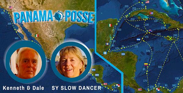 SLOW DANCER ARRIVED IN JAMAICA