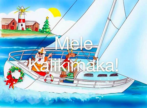 SY PILIALOHA Wishing happy holidays