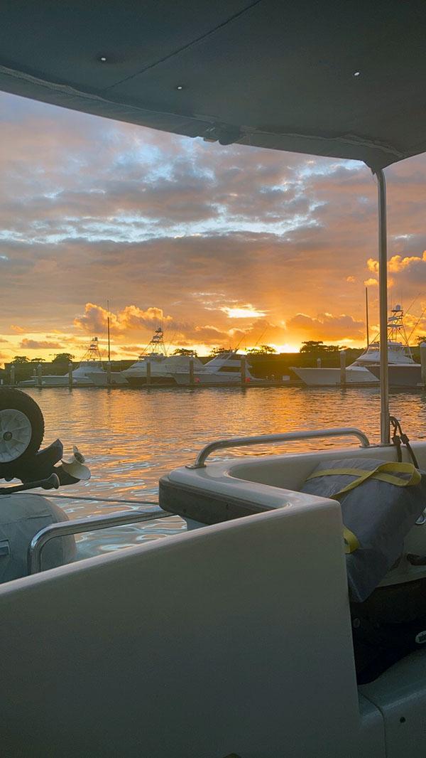 MY SPREZZATURA sunset alert