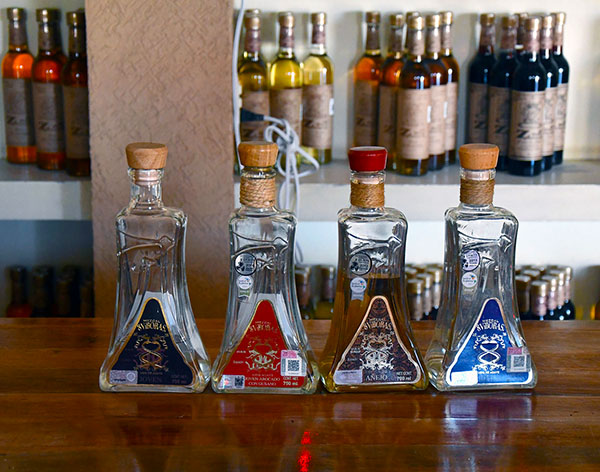 SEQUENCE OF EVENTS ALL LEADING TO MEZCAL