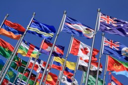 participating country flags