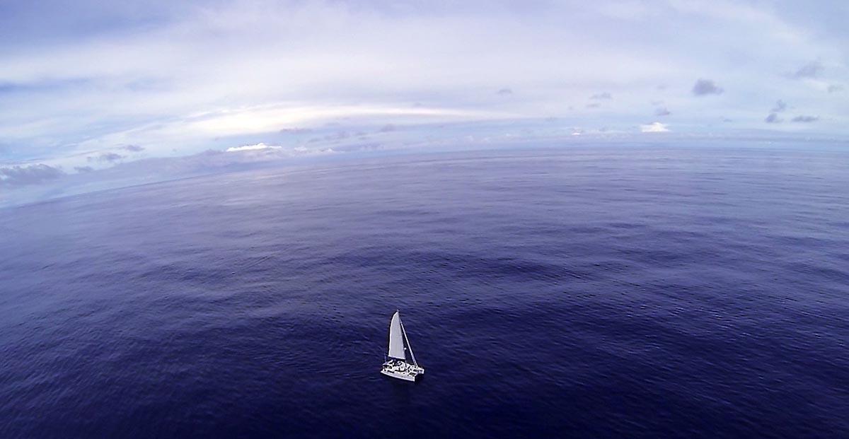open water videos o fvessel scrossing oceans