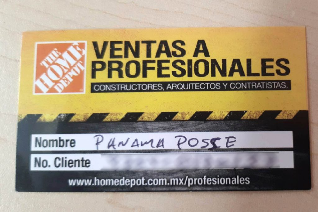 homedepot Check out at the pro counter with discounts up to 30% and no minimum quantities.