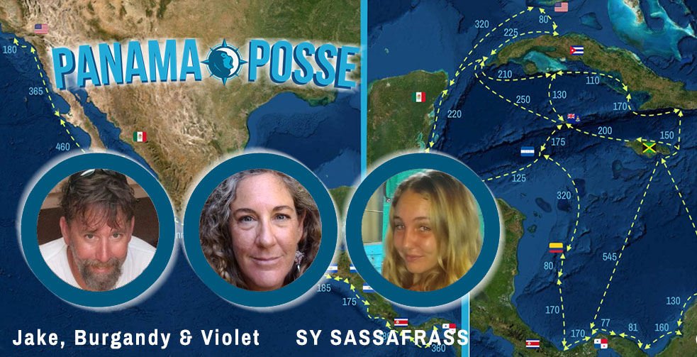 Sassafrass on the Panama Posse