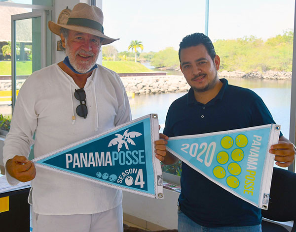 Meet GM Memo and Rolf at Marina Chiapas