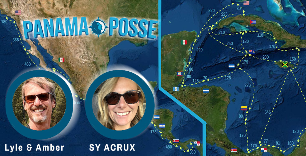 ACRUX in the Panama Posse