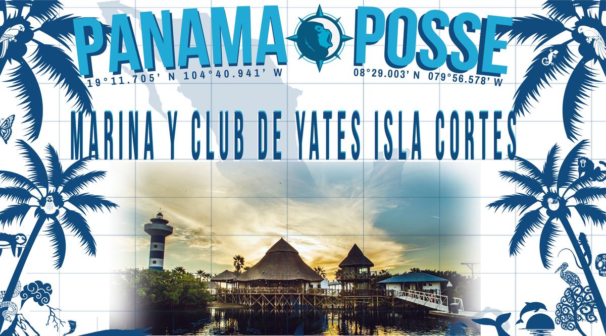 Marina y Club de Yates Isla Cortésin ALTATA, MX Sponsors the Panama Posse