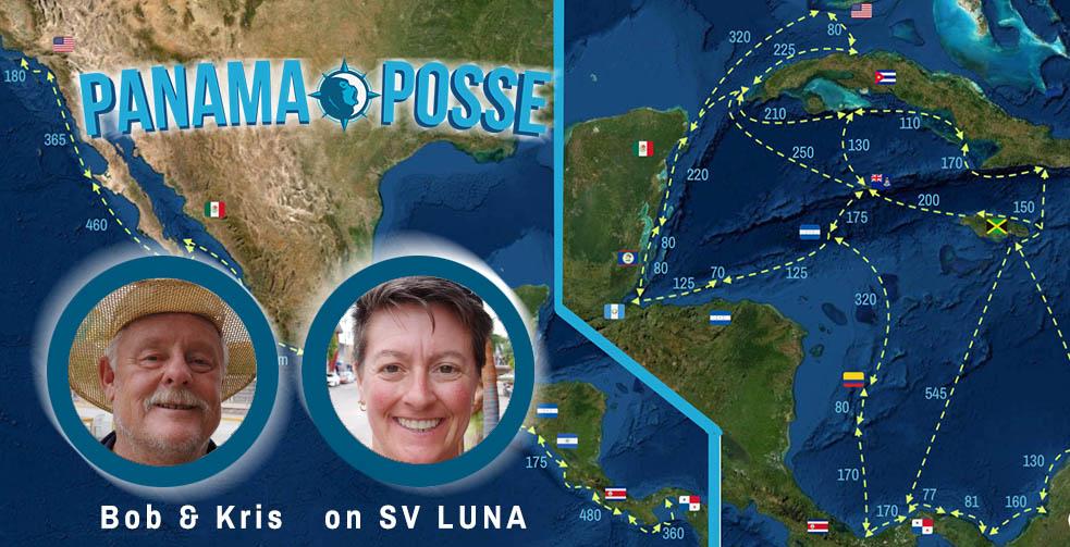 LUNA PART OF THW PANAMA POSSE