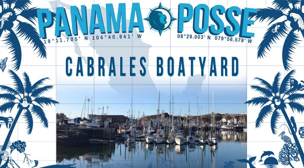 CABRALES BOAT YARD SPONSORS THE PANAMA POSSE >>> CABRALES BOAT YARD