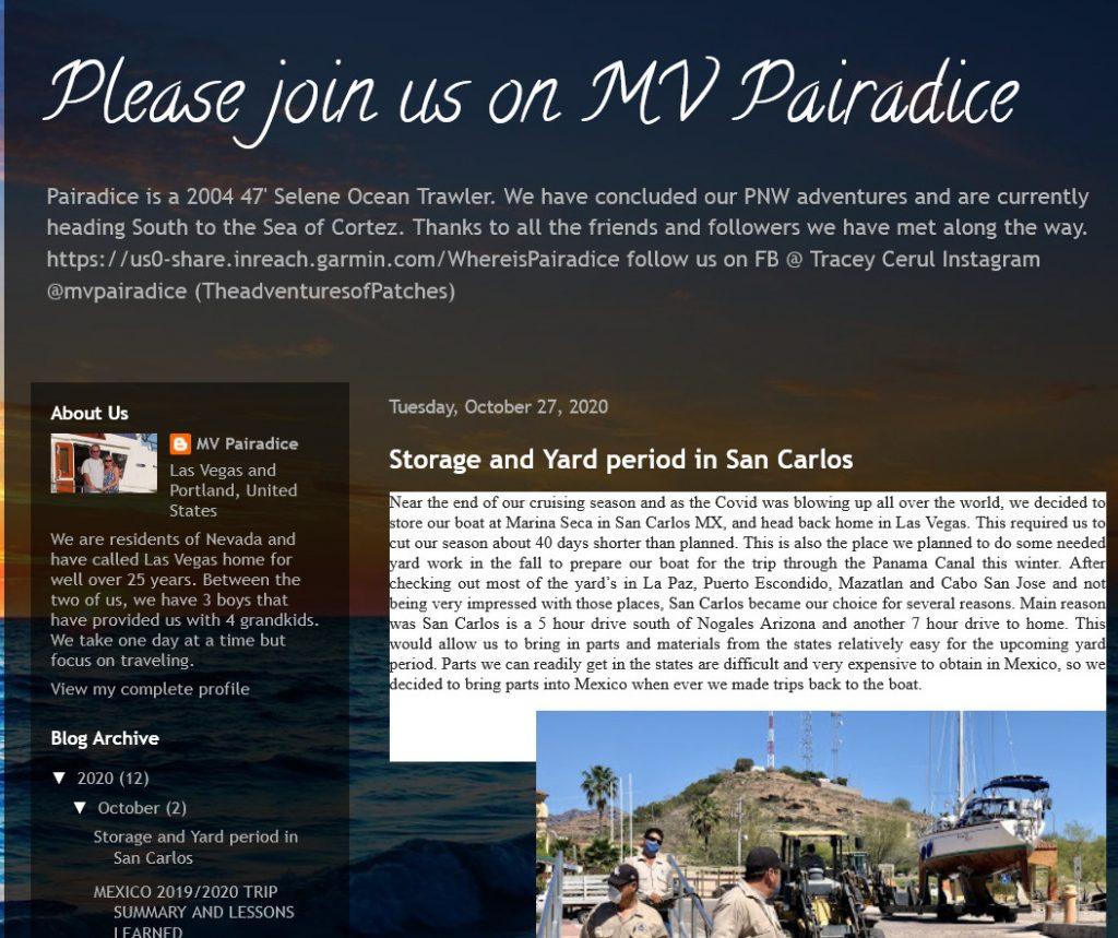 PANAMA POSSE PARTICIPANT WEBSITES PAIRADICE