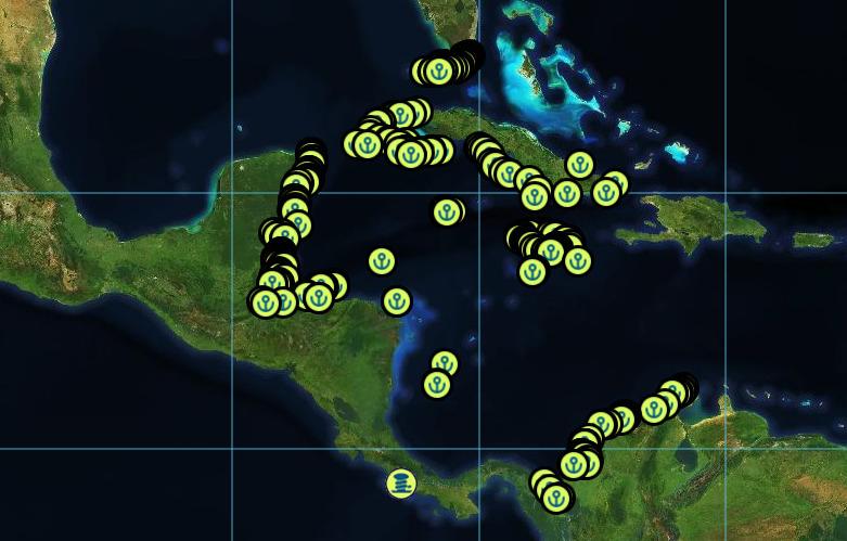 Panama Posse caribbean side