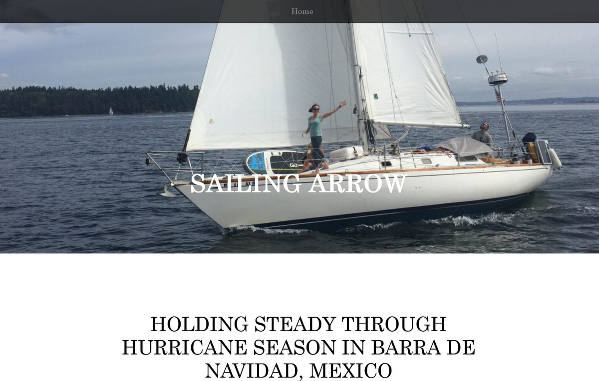 Sailing Arrow