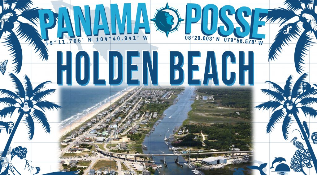 Holden Beach Sponsors the Panama Posse