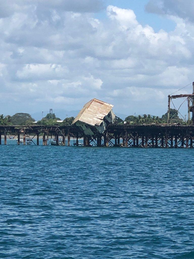 Puerto Armuelles Panama DOck