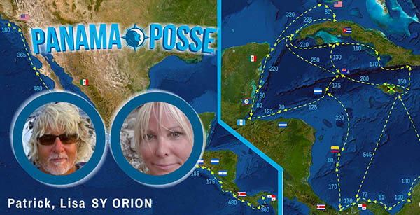 ORION Panama Posse discount. And the diving is AWESOME!