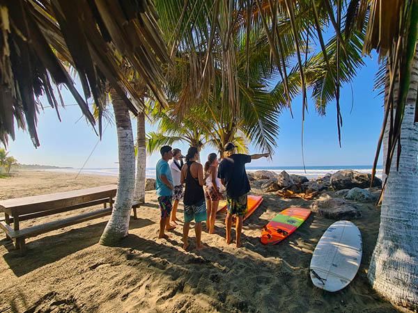 🇳🇮 Report from Puesta del Sol Marina, Nicaragua