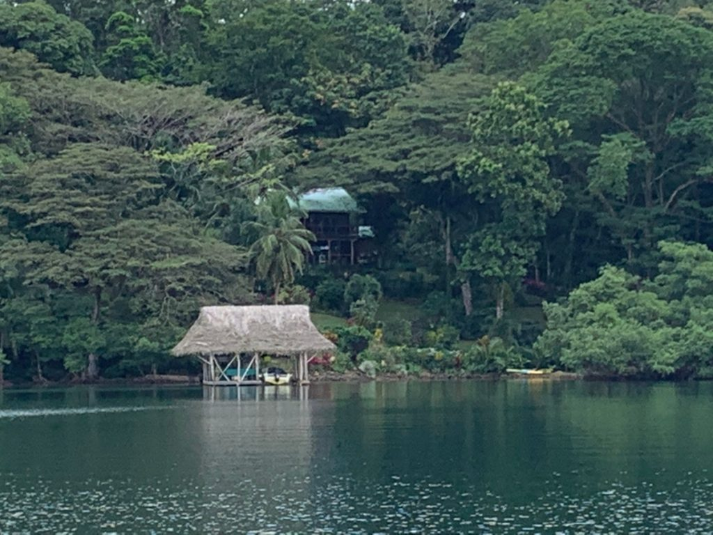 Report from Bocas del Toro, Panama