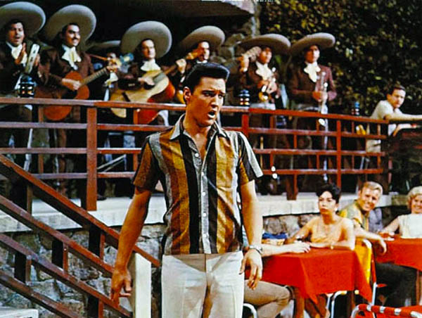 """Fun in Acapulco""   Elvis Presley"