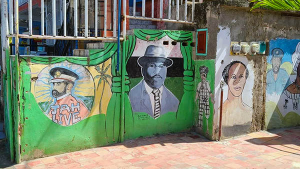 STREET ART JAMAICA
