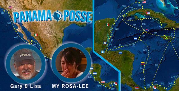 PANAMA POSSE ROSA LEE