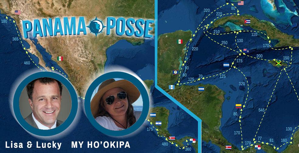 Ho'okipa is part of the Panama Posse