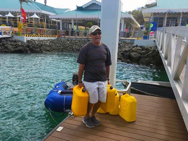 65 🇳🇮 Fuel Hauling by Respite in San Juan del Sur