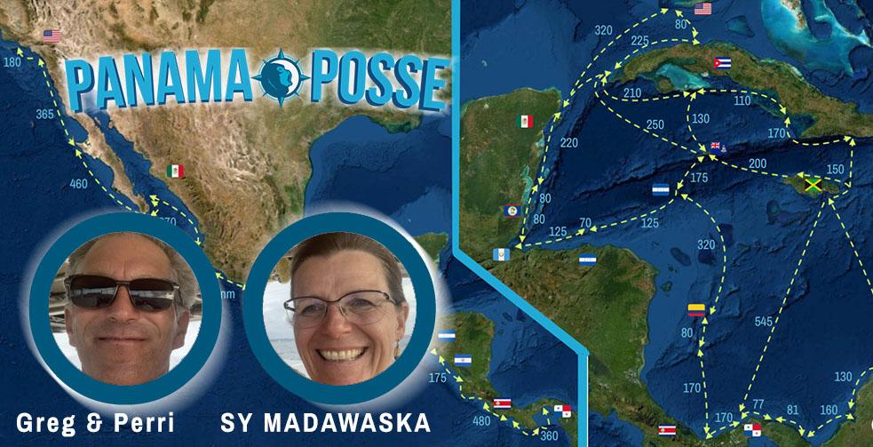 MADAWASKA is part of the Panama Posse