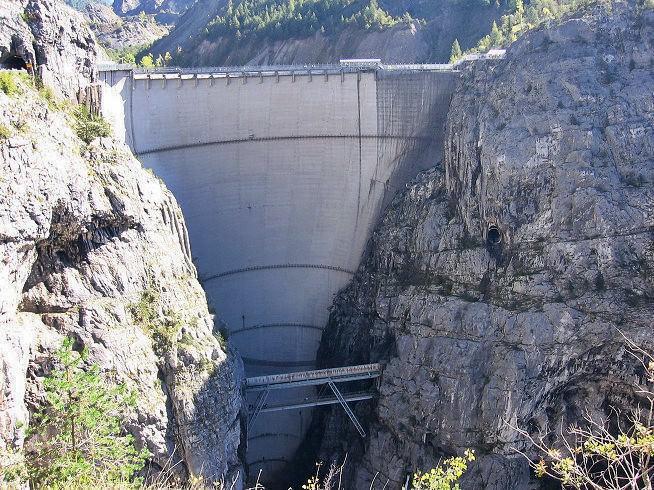 Chicoasén Dam