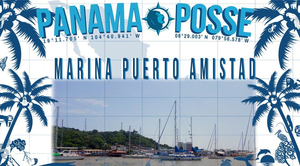 Marina Puerto Amistad