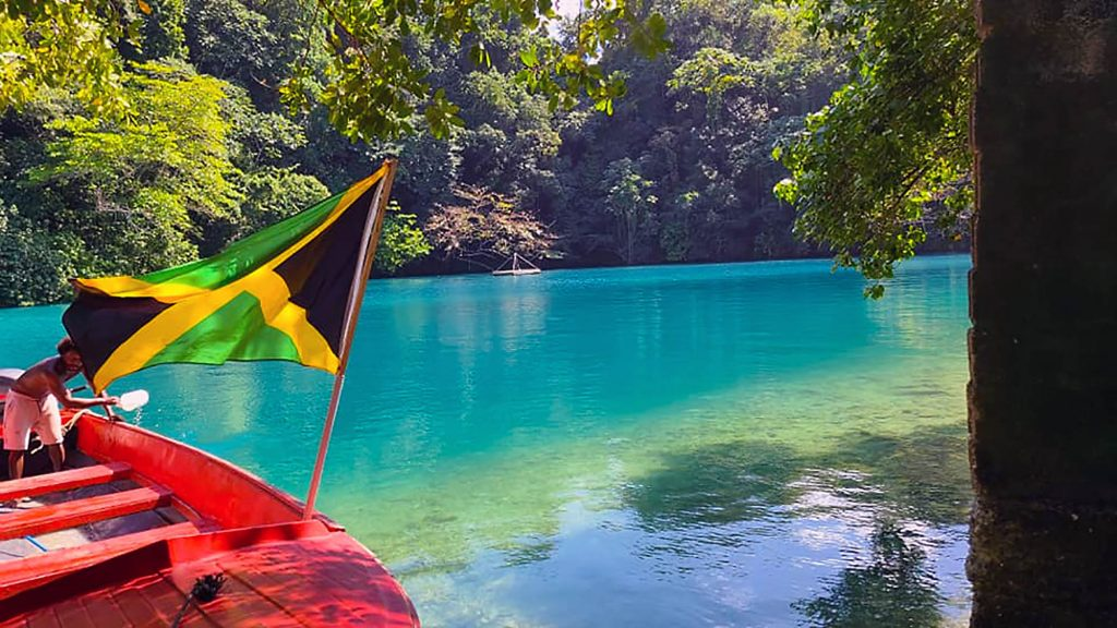 SIGNIFICANT SIGHTS IN JAMAICA BLUE LAGOON