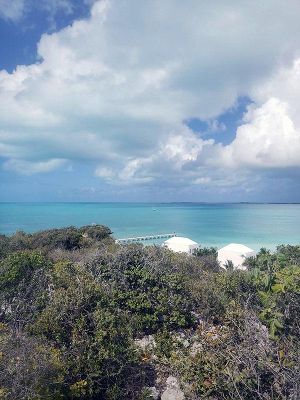 🇹🇨 SY GARGOYLE @ Providenciales in Turks and Caicos