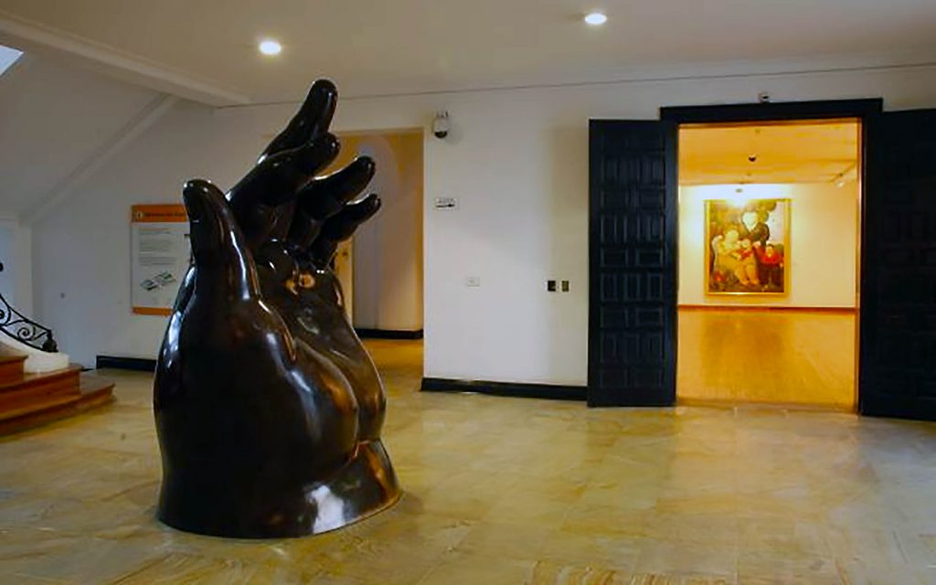 """Self-titled """"the most Colombian of Colombian artists"""" early on, Botero came to national prominence when he won the first prize at the Salón de Artistas Colombianos in 1958.  His art is collected by many major international museums, corporations, and private collectors. In 2012, he received the International Sculpture Center's Lifetime Achievement in Contemporary Sculpture Award."""