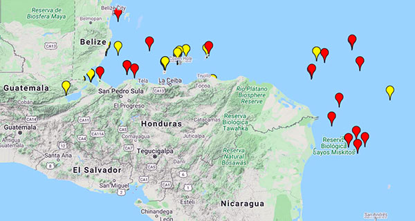combination of incidents Caribbean Safety and Security