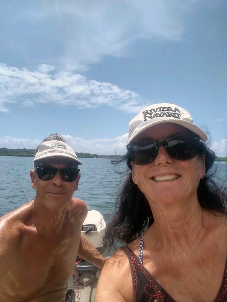 60 SHEARWATER UPDATE FROM BOCAS DEL TORO PANAMA