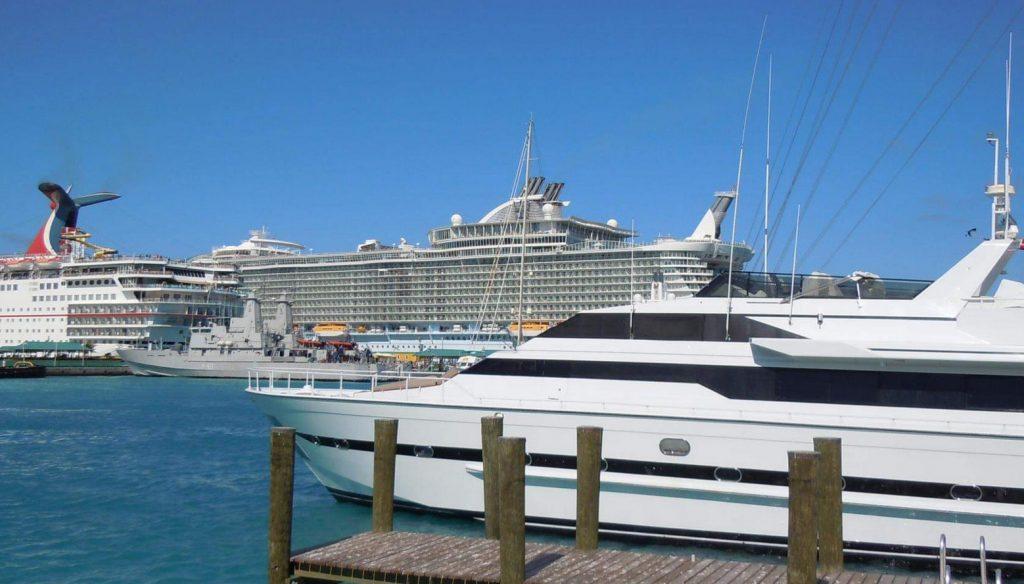 Elizabeth on Bay Marina