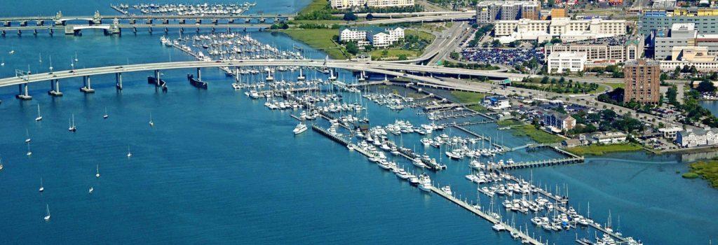 Safe Harbor Charleston City Marina Sponsors the Panama Posse 32° 46.5983' N 079° 57.0766' W