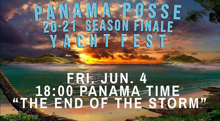 PANAMA POSSE YACHT FEST CELEBRATION