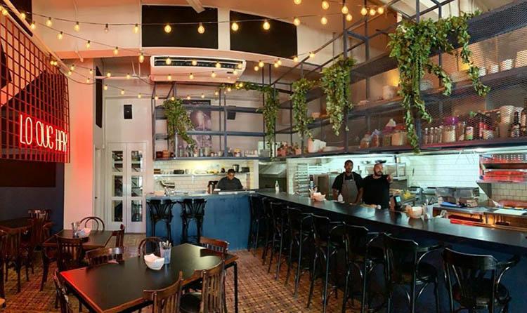 Restaurant Fonda lo Que Hay