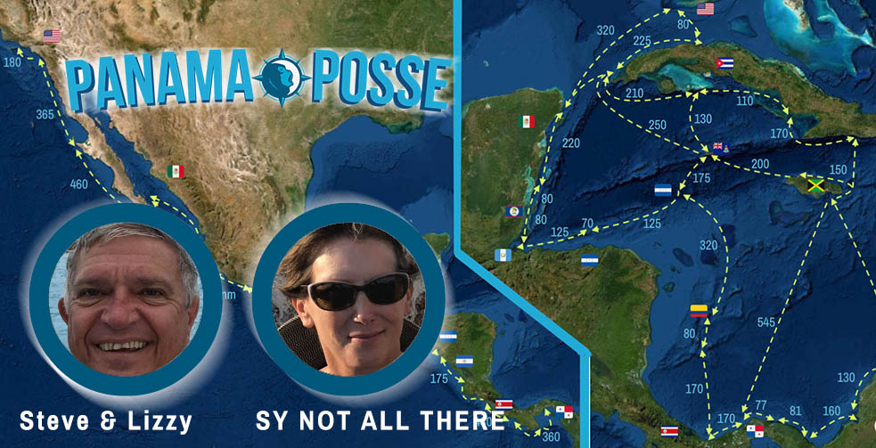 NOT ALL THERE SAILS IN THE PANAMA POSSE