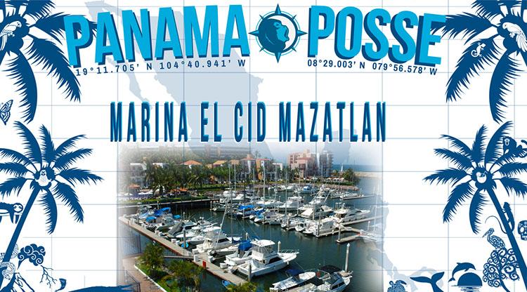 MARINA EL CID SPONSORS THE PANAMA POSSE