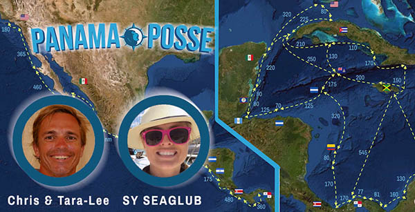Follow SV Seaglub's progress on Predict Wind here -