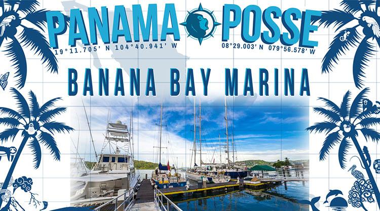 Banana Bay sponsors the Panama Posse