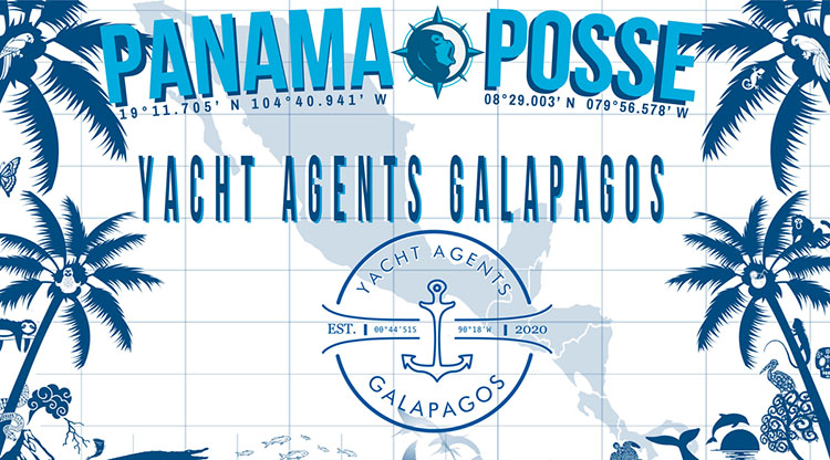ACHT AGENTS GALAPAGOS