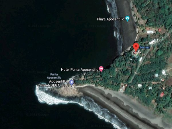 Amaru Wellbeing Resort Location NICARAGUA