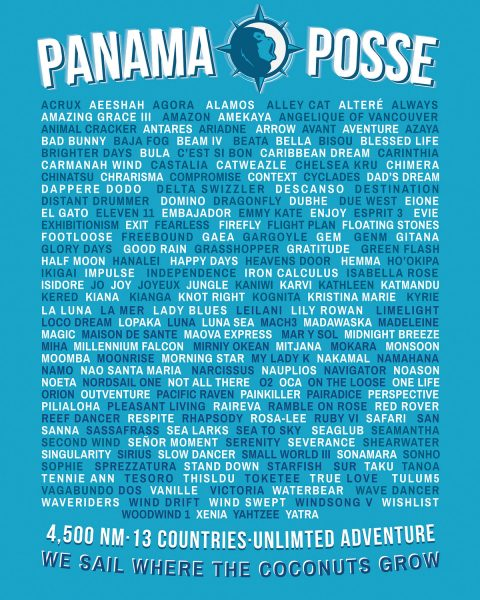 ORDER YOUR PANAMA POSSE GEAR