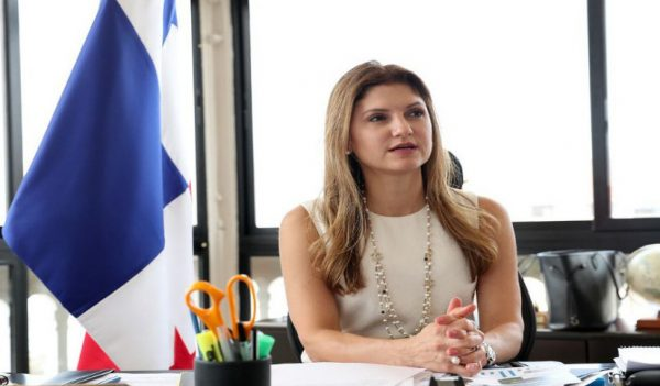 Panamanian Foreign Minister Erika Mouynes