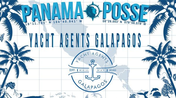 YACHT AGENTS GALAPAGOS SPONSORS